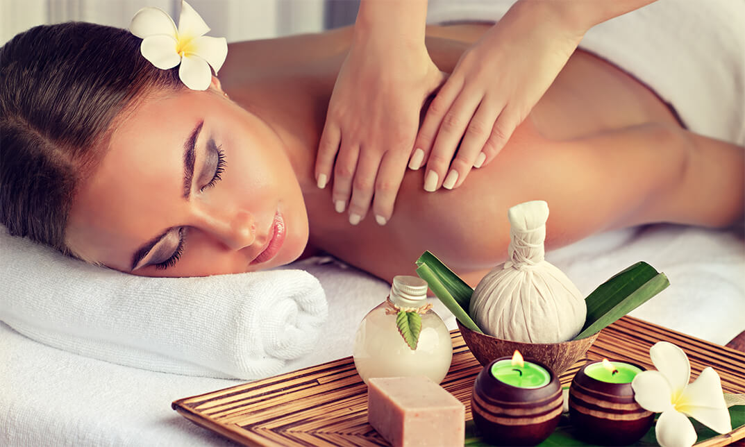 Enjoy a rejuvenating experience with Swedish massage and Moroccanbath